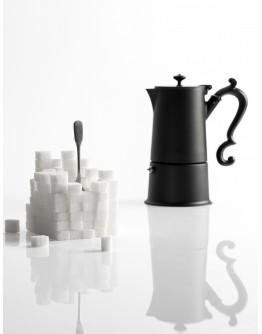 black coffeepot KN INDUSTRIE