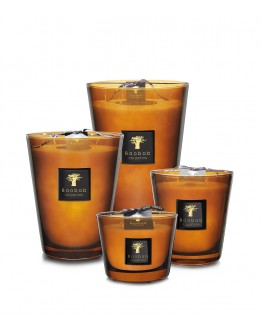 Scented Candles Baobab Collection CUIR DE RUSSIE