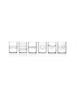 ICHENDORF WATER GLASS DECO'