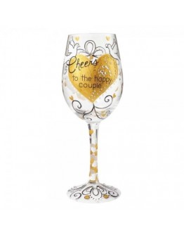 Lolita Wine Glass Cheers